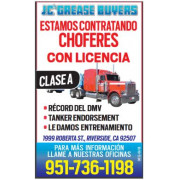 Choferes Clase A job image