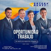 OPORTUNIDAD DE EMPLEO job image