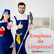 Empleo  De Limpieza (443) 256-9484 job image