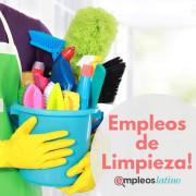Empleo De Limpieza  job image