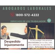 DESPIDOS INJUSTIFICADOS Y LESIONES DE TRABAJO job image