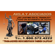 ABOGADOS EN DERECHOS LABORALES Y DESPIDOS INJUSTIFICADOS job image