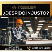 Fue terminado de su Trabajo....  ¿DESPEDIDO INJUSTAMENTE? ☎️ 1800-572-4222 job image
