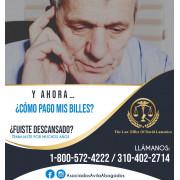 Lo despidieron de su empleo?  Llamenos 1800-572-4222. job image